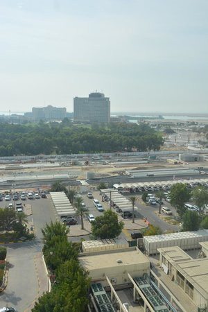 Hilton Abu Dhabi: Garden View ?!