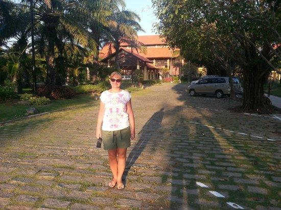 Pandanus Resort: Ukojenie dla ducha, radość dla ciała