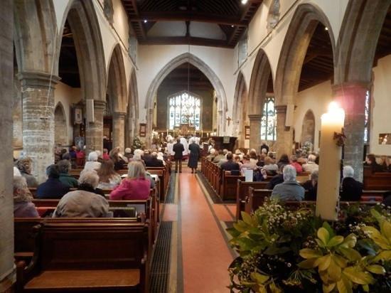St Laurence Church: St Laurence Sunday Eucharist