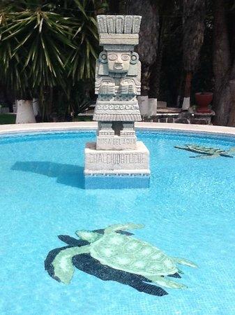 Hotel Balneario Tzindejeh
