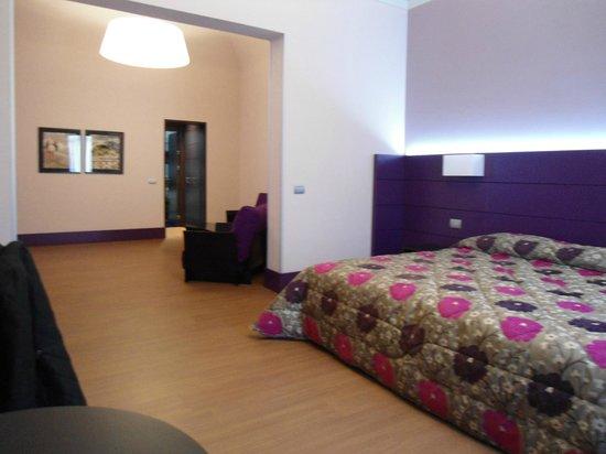 Hotel Vittoria : espaço e conforto...