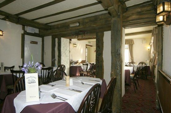 Village House Hotel: Dining Room