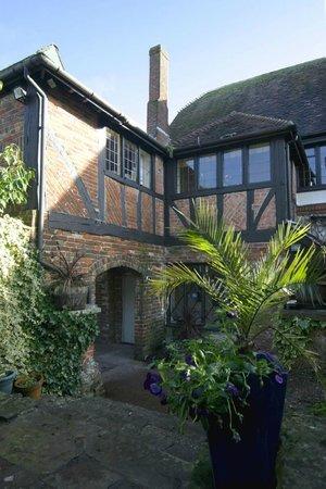 Village House Hotel: Garden View