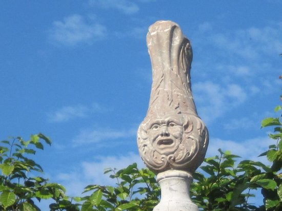 Vizcaya Museum and Gardens: decor