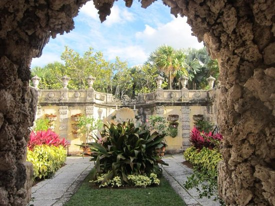 Vizcaya Museum and Gardens: pretty scene
