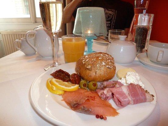 Hotel Altstadt Vienna: Breakfast