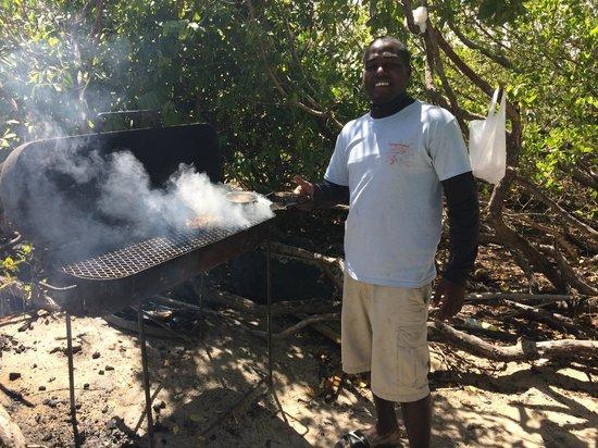 Creole Antigua Tours: The Chef