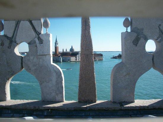 Venice with A Guide: La lagune vue du Palais des Doges