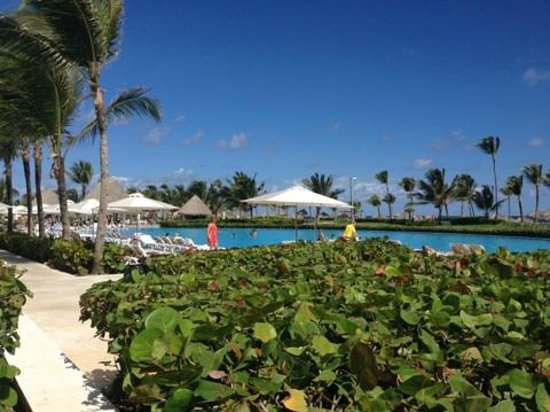 Hard Rock Hotel & Casino Punta Cana: Cool pool area