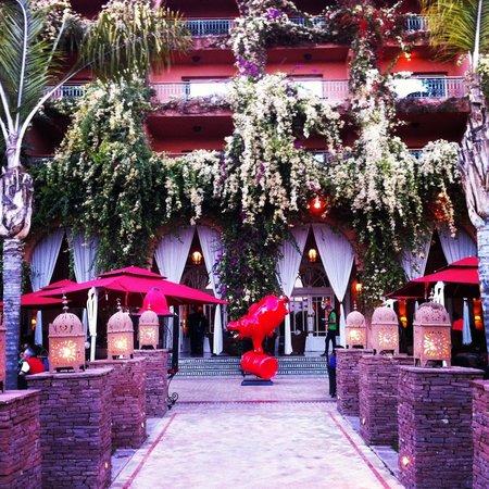 Sofitel Marrakech Palais Imperial : Hotel des mille et une nuits