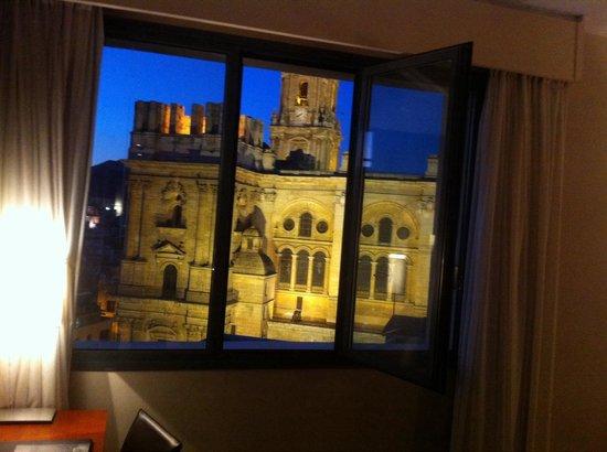 AC Hotel Malaga Palacio: Room view