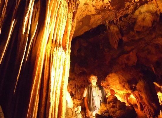 Luray Caverns: cavernas