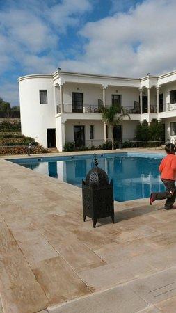 Villa Agapanthe : La grandeur et la beaute' du lieu