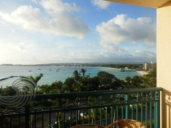 Hilton Barbados Resort: such  a nice view