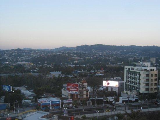 Barceló San Salvador: San Salvador City View From Window