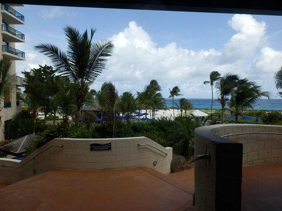 Hilton Barbados Resort: nice weather