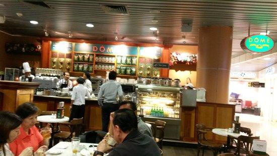 DOME Café: Dome KLIA