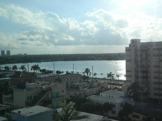 Hollywood Beach Tower: View
