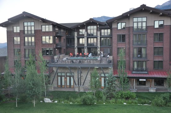 Hotel Terra Jackson Hole, A Noble House Resort: Hotel Terra