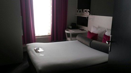 Ibis Styles Amsterdam Amstel: Small room