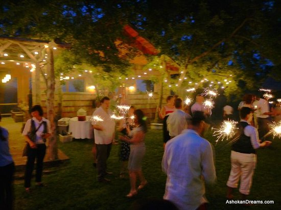 Ashokan Dreams Bed and Breakfast : Weddings and Events