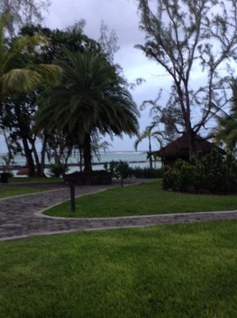 Ambre Mauritius : view from room