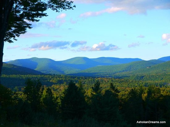 Ashokan Dreams Bed and Breakfast: In the heart of the Catskill Mountains