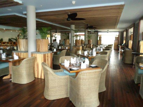Kempinski Seychelles Resort : Cafe Lazare