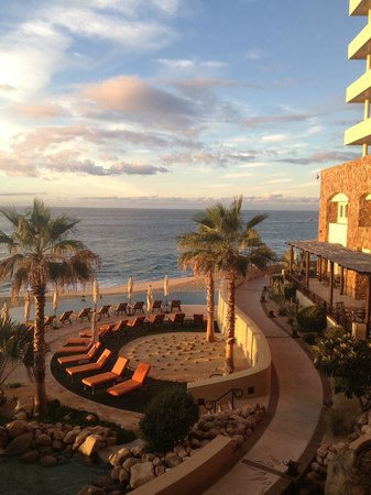 Grand Solmar Land's End Resort & Spa : view from room