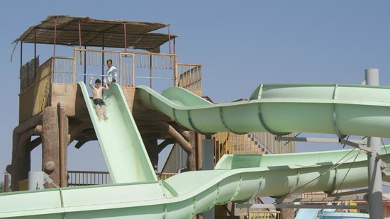 Park Inn by Radisson Sharm El Sheikh Resort: Slide