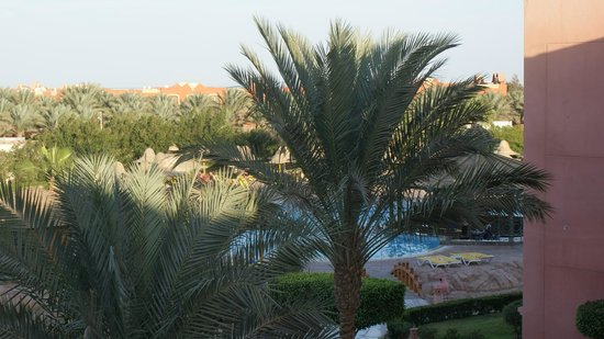 Park Inn by Radisson Sharm El Sheikh Resort: Balcony View