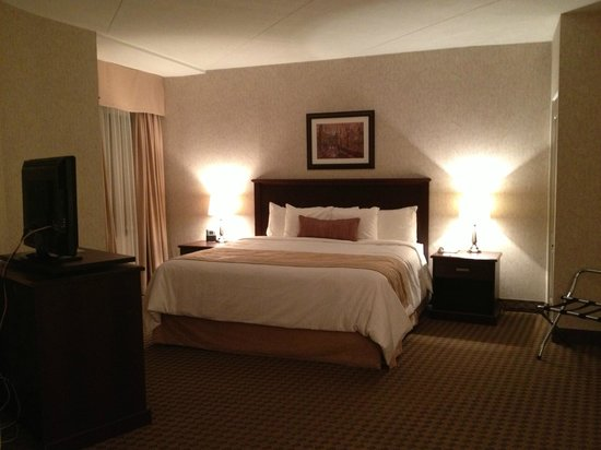BEST WESTERN Laval-Montreal: chambre king