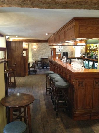 The Royal Oak Tetbury : The lovely pub