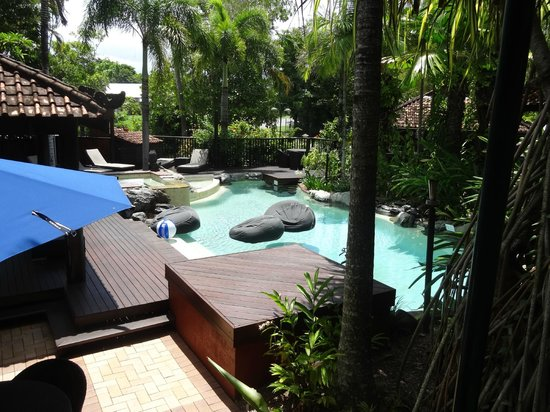Hibiscus Resort & Spa: Very nice pools