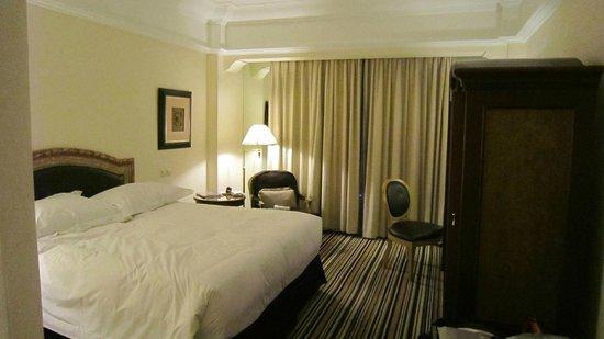 Hotel Gran Mahakam Jakarta: 部屋