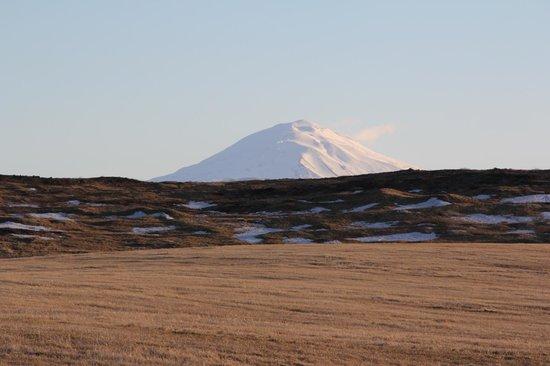Hotel Laekur: Mt Helka