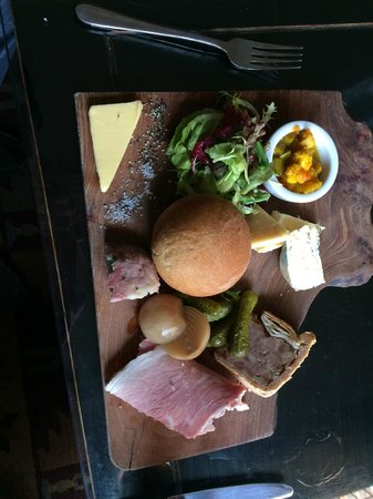 Grays Court Restaurant: Ploughman's