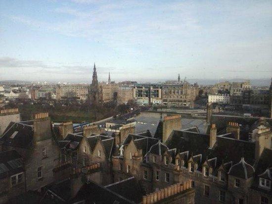 Stay Edinburgh City Apartments - Royal Mile: Second apartment (spectacular views)