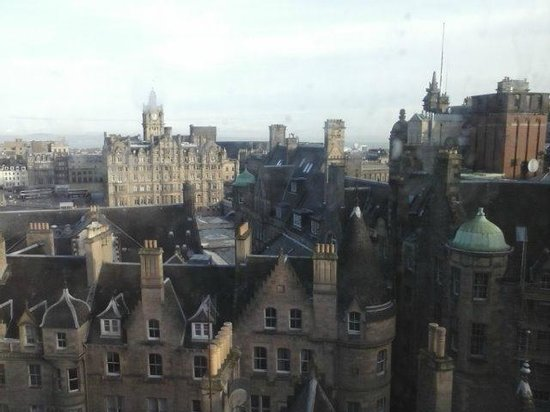 Stay Edinburgh City Apartments - Royal Mile: Great views