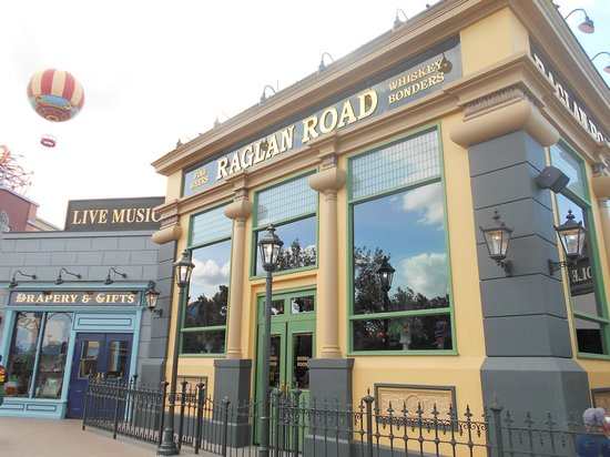 Disney Springs: Ragland Road