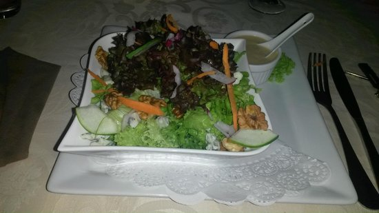 Mayflower: La salade