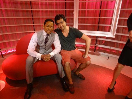 Madame Tussauds Bangkok: Will Smith