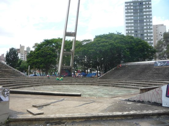 Centro de Convivência Cultural - Teatro Arena