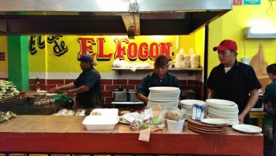 El Fogon: The Chefs