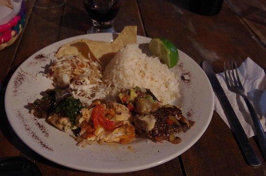 Dopi's: Fresh Caught Grouper 3 ways