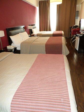 Rochester Classic Hotel: Apartamento Triplo