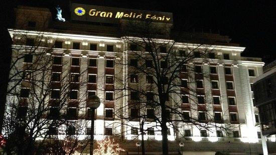 Gran Melia Fenix: vista do hotel