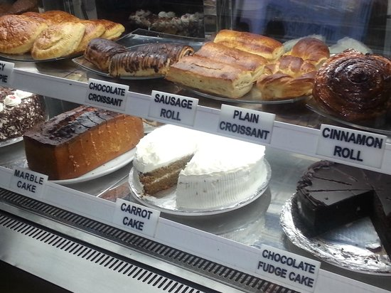 Pastries to Die for-Only in Africafe!
