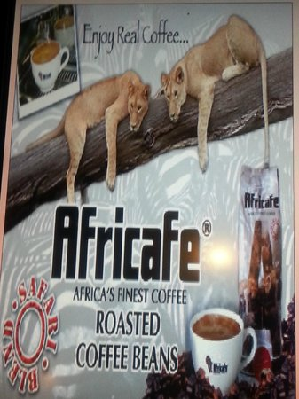 Africafe-Believe it ; we are Unbelievable!