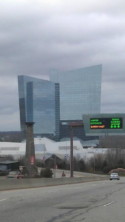 Mohegan Sun Casino in Uncasville Connecticut